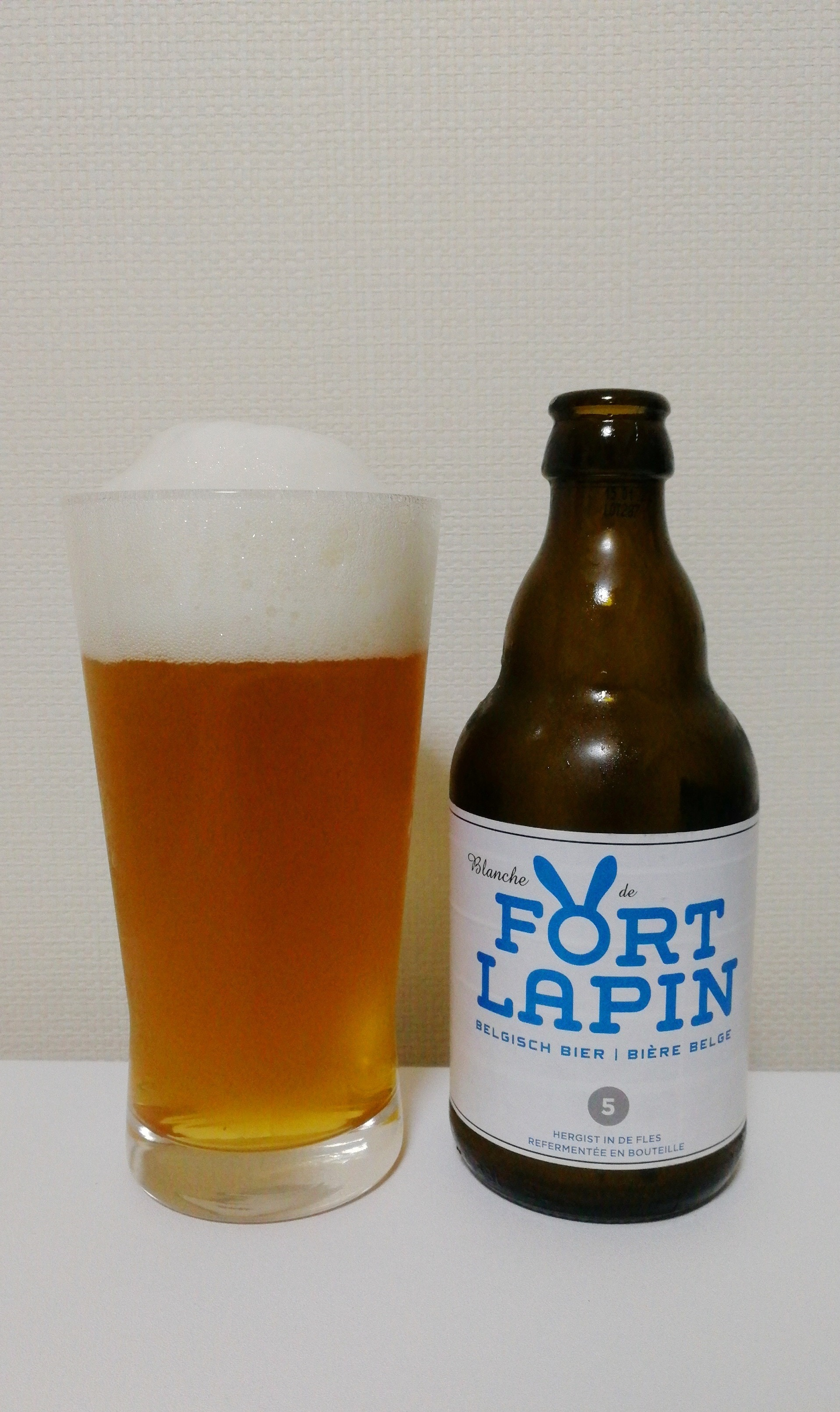Brewery Fort Lapin Blanche